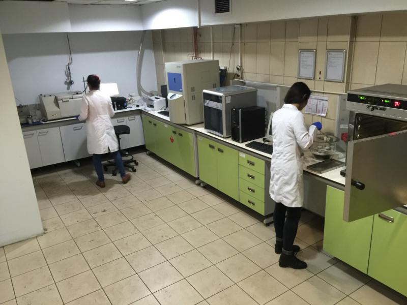 Solid Fuels Laboratory